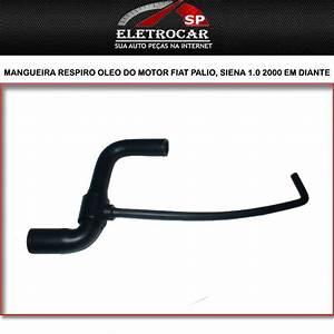 Mangueira Respiro Oleo Do Motor Fiat Palio  Siena 1 0 2000