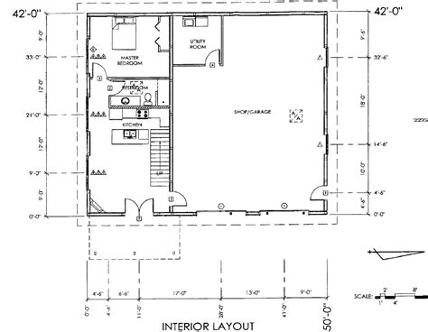 simple metal shop with living quarters plans ideas photo pole barn with living quarters plans sds plans complete