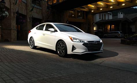 Refreshed 2019 Hyundai Elantra Sedan  New Design, More