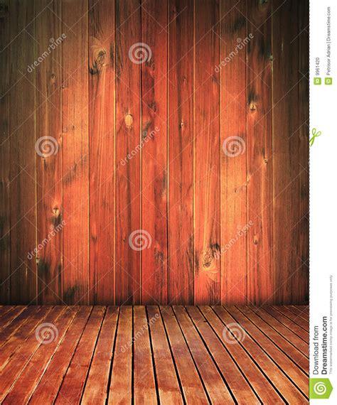 vintage wood house interior grunge background stock photo