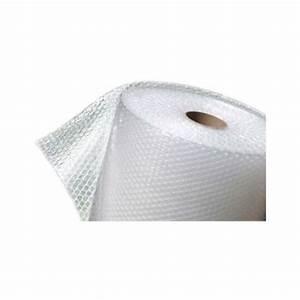 Rouleau Emballage Bulle : rouleau film bulle largeur 50 cm 100 m tres de long ~ Edinachiropracticcenter.com Idées de Décoration