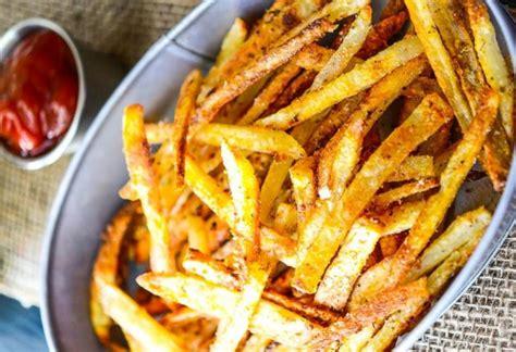 livre recette de cuisine recette facile de frites maison sans friteuse