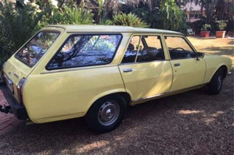 Peugeot Station Wagon by Peugeot 504 Station Wagon Cars For Sale In Gauteng R 32