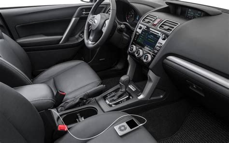 subaru forester 2016 interior 2017 subaru forester review release date and price 2018
