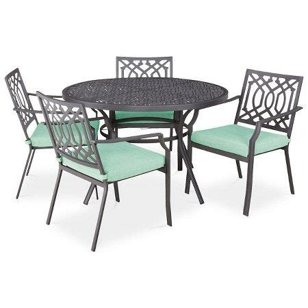 threshold 5 patio dining furniture set diy s and s for our new house