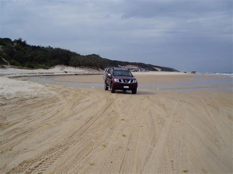 fraser  rainbow beach trip nissan frontier forum