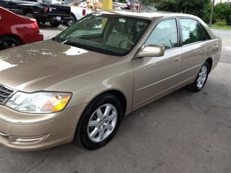 2004 Toyota Avalon Xls by Find Used 2004 Toyota Avalon Xls 5 950 121 966 In