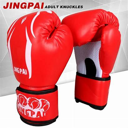 Boxing Gloves Female Glove Leather Fighting Punch