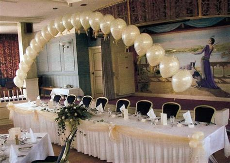 balloon decoration  weddings  parties