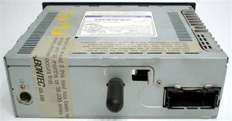 Kia Spectra Factory Receiver Radio