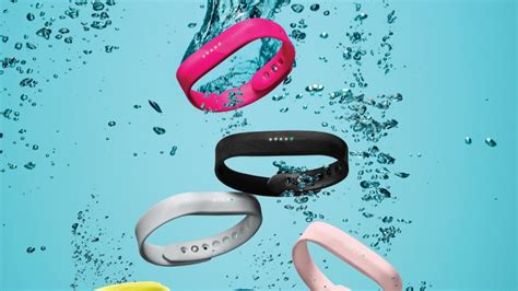 fitbit flex in shower the best waterproof fitness trackers for swimming in the pool
