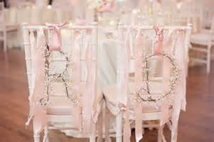 wedding chairs for and groom white and pink wedding chair decor for the and groom onewed