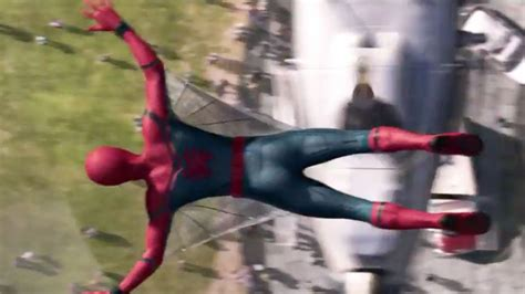 spider man homecoming  teaser clip features