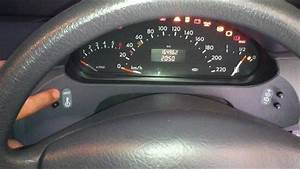 How To Reset Your Service Indicator On A Mercedes A