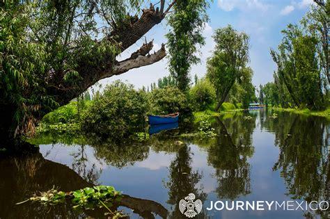 floating gardens  xochimilco journey mexico