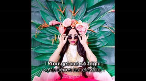 doja cat  high lyric subtitulado en espanol youtube
