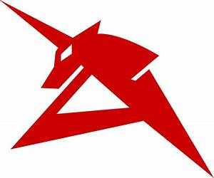 """Gundam U C Unicorn - Logo"" Stickers by UndeadWraith"