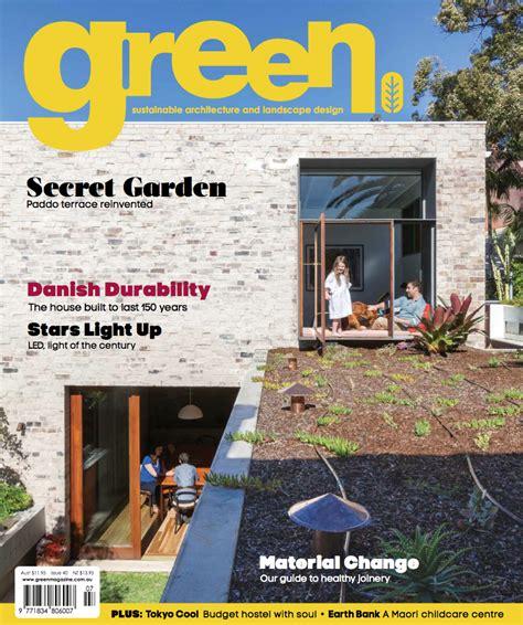 Issue 40 Green Magazine