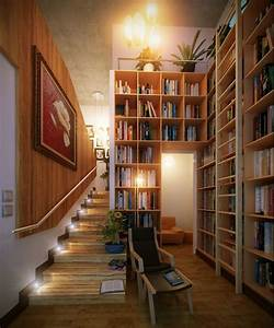 reading corners With interior design lighting books