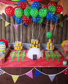 Cakes Decorated With Lollies by Colorful Circus Carnival Party Ideas Simonemadeit Com