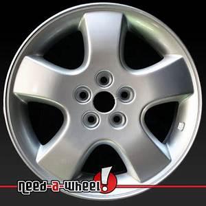 2003 2005 Dodge Neon wheels Silver rims 2195