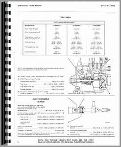 Caterpillar 3208 Engine Service Manual