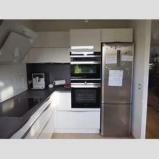 Kleine Offene Küche In Uform Küchenplanung Einer Küche