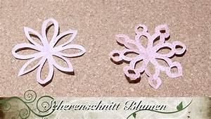 Blumen Basteln Fensterdeko : scherenschnitt blumen fensterdeko basteln mit kindern anleitung youtube ~ Markanthonyermac.com Haus und Dekorationen