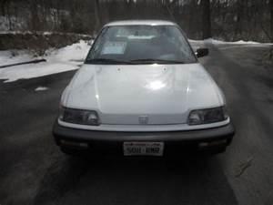 1991 Honda Civic Hatchback 4 Speed Manual Transmission