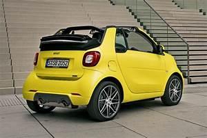 Smart Brabus Schaltknauf Mit Startfunktion : smart brabus fortwo cabrio 2016 fahrbericht ~ Jslefanu.com Haus und Dekorationen