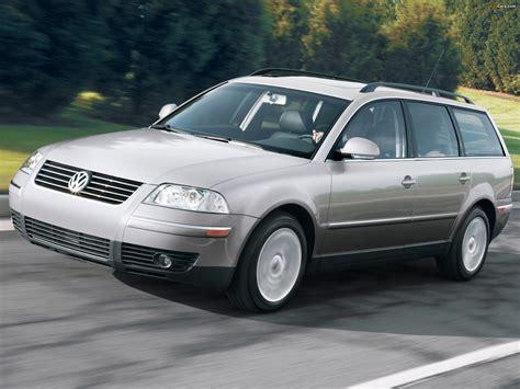 Volkswagen Passat Wagon (B5+) 2000–05 wallpapers (2048x1536)