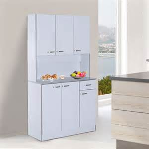 free standing kitchen pantry furniture free standing kitchen cupboard large cart modern storage cabinet pantry new ebay
