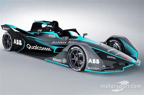 dit de nieuwe racewagen van formule formule nieuws