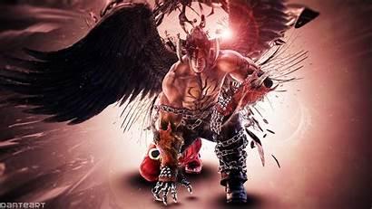 Tekken Jin Devil Kazama Tag Wallpapers Deviantart