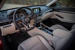2019 Nissan Maxima 35 Platinum Interior
