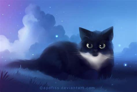Rihards Donskis Creates Cosmically Sweet Cat Art Catster
