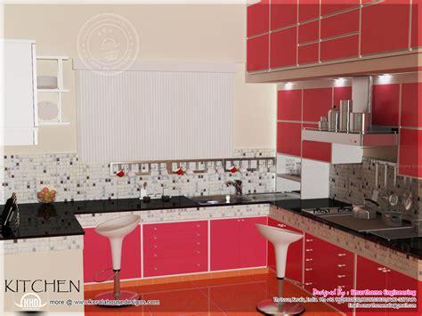 home interior kitchen design home interior design by smarthome engineering thrissur