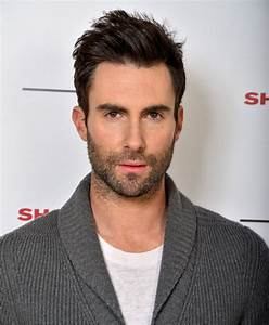 Adam Levine in Toronto for a concert and a fragrance ...  Adam