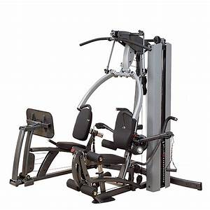 Body-solid Fusion 600 Personal Trainer - 310 Lb Weight Stack