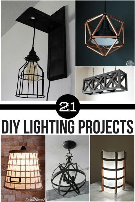 diy lighting ideas  brighten  home   budget