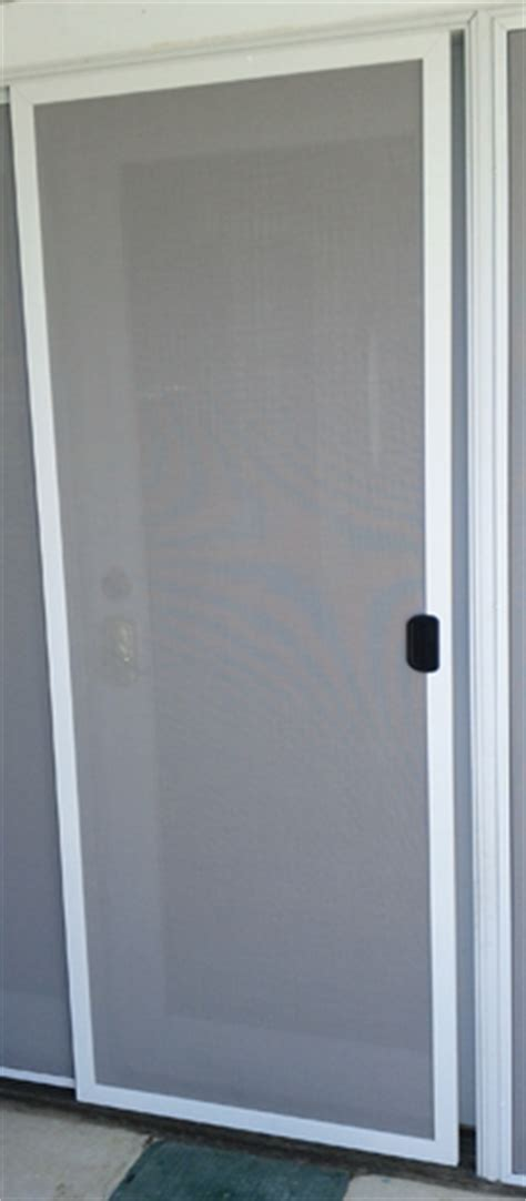 classic sliding screen door