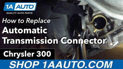replace install automatic transmission wire harness