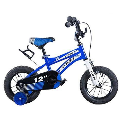 Tauki Kid Bike BMX Bikes for Boys 12 Inch with Training ...