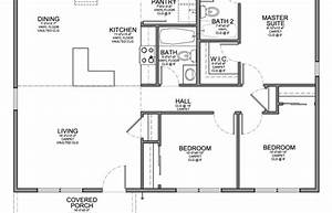 Bedroom Organization Small House Plans 1 Apartment With