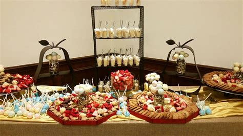 upscale hors doeuvres reception stf  catering