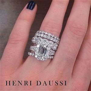17 best images about multiple engagement wedding rings on With multiple band wedding rings