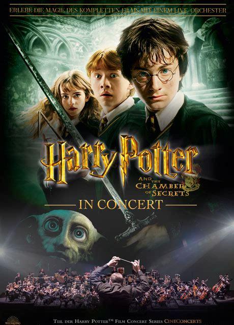 harry potter   chamber  secrets  concert