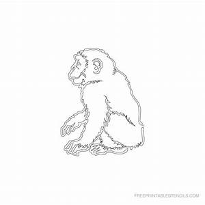 Free Printable Animals Stencils