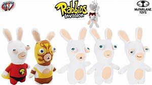 Toys Toys Toys : rabbids invasion 11 plush toy review mcfarlane toys youtube ~ Orissabook.com Haus und Dekorationen