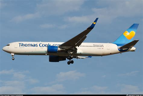 G-DAJC Thomas Cook Airlines Boeing 767-31K(ER)(WL) Photo ...